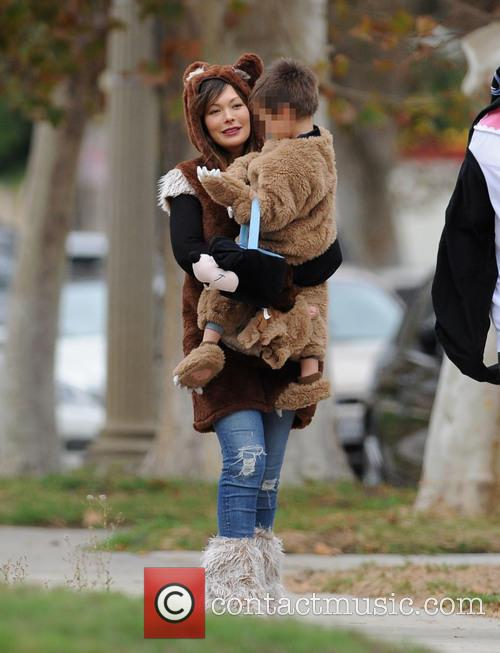 Lindsay Price and Hudson Stone 7
