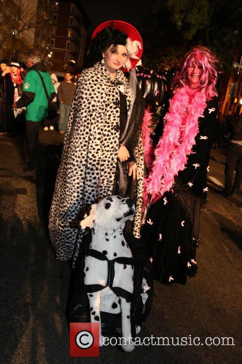 New York City's 41st Annual Village Halloween Parade