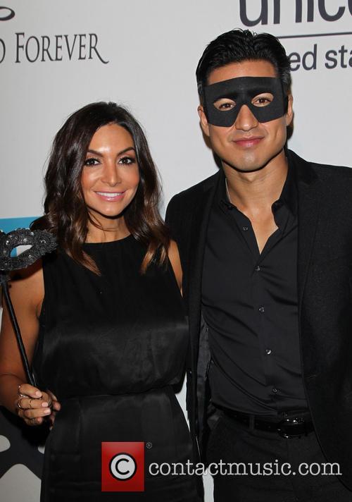 Courtney Laine Mazza and Mario López 3