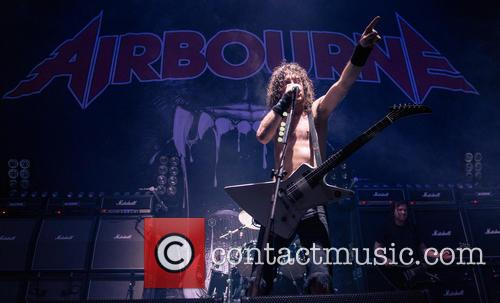 Joel O'keeffe and Airbourne 3