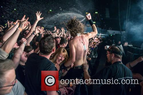 Joel O'keeffe and Airbourne 4