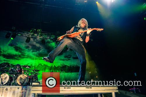 Ben Wells and Black Stone Cherry 4