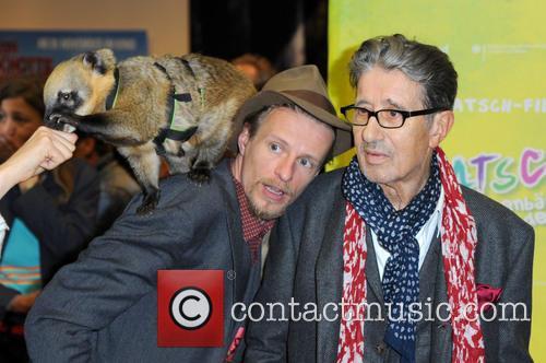 Alexander Scheer and Rolf Zacher 8