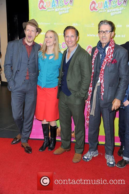 Alexander Scheer, Susanne Bormann, Benno Fuermann and Rolf Zacher 3