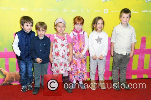 Pieter Budak, Mattis Mio Weise, Charlotte Roebig, Henriette Kratochwil, Nora Boerner and Justin Wilke 3