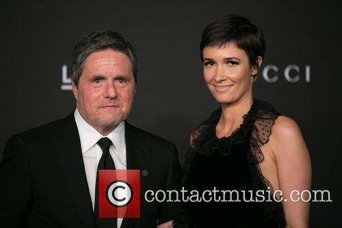 Brad Grey and Cassandra Huysentruyt Grey