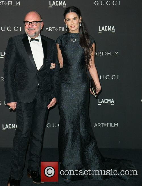 Eric Buterbaugh and Demi Moore 1