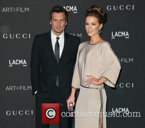 Len Wiseman and Kate Beckinsale 2