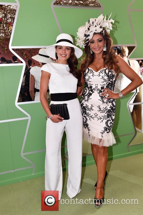 Olympia Valance and Gina Liano 2