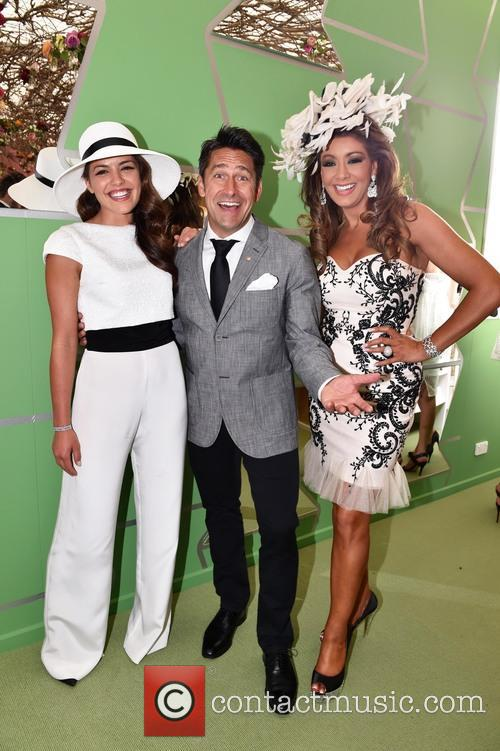 Olympia Valance, Jamie Durie and Gina Liano 3
