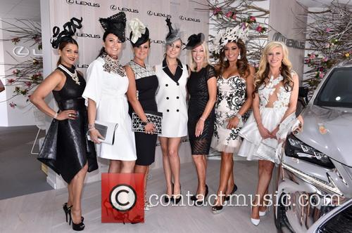 Real Housewives, Chyka Keebaugh, Janet Roach, Gina Liano, Gamble Breaux and Pettifleur Berenger 2