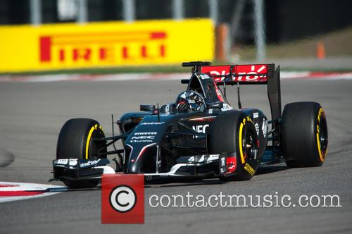 Formula One, Adrian Sutil and Ger 4