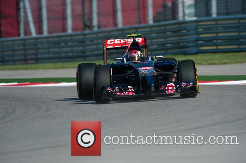 Formula One, Daniil Kwjat and (kvyat) 7