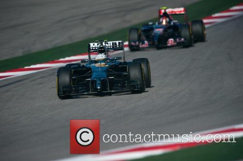 Formula One and Kevin Magnussen 3