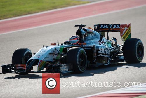 Nico, (huelkenberg) and Formula One 2