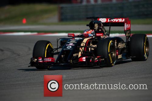 Formula One and Romain Grosjean 5