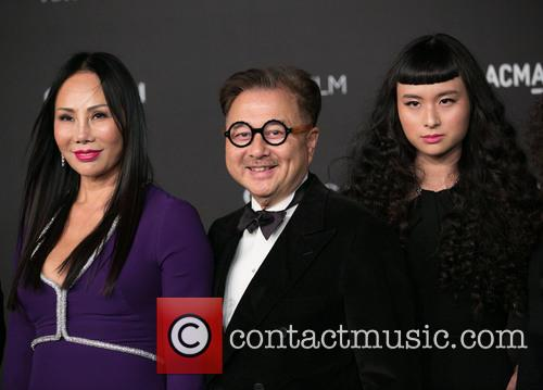 Eva Chow, Michael Chow and Asia Chow