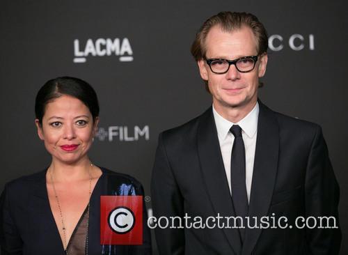 Quentin Tarantino, Sylvia Chivaratanond and Philippe Vergne 4