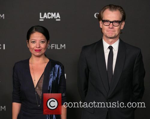 Quentin Tarantino, Sylvia Chivaratanond and Philippe Vergne 5