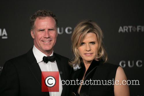 Will Ferrell and Viveca Paulin 2