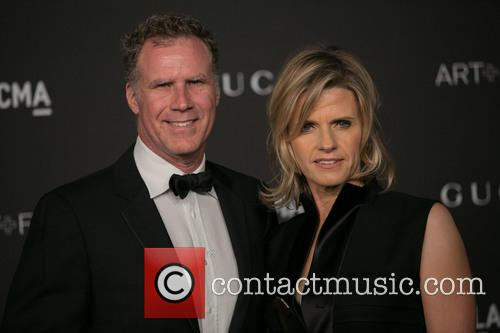 Will Ferrell and Viveca Paulin 3