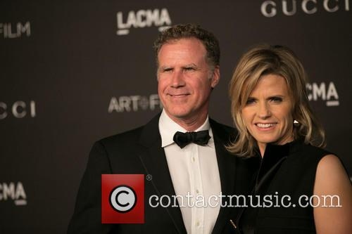 Will Ferrell and Viveca Paulin 1