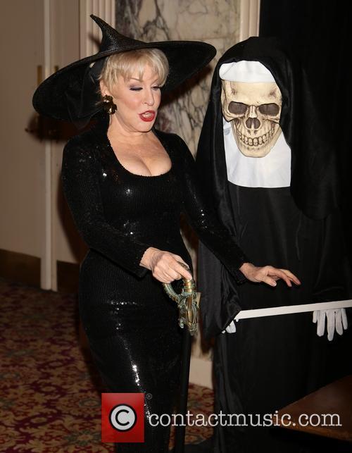 Bette Midler and Nun Skeleton 8
