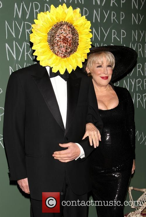Martin Von Haselberg and Bette Midler 2