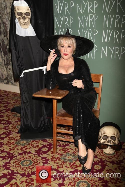 Nun Skeleton and Bette Midler 2