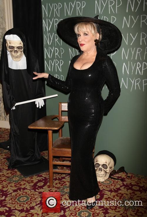 Nun Skeleton and Bette Midler 4