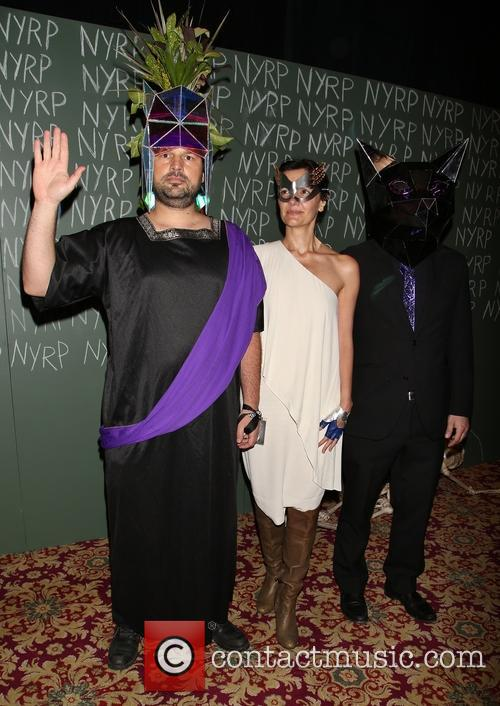 2014 NYRP Hulaween - Arrivals