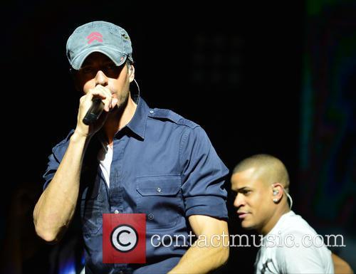 Enrique Iglesias, Randy Malcom Martinez and Gente De Zona 1
