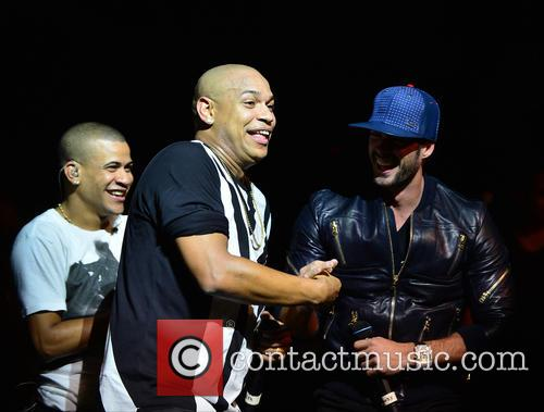 Gente De Zona and William Levy 5
