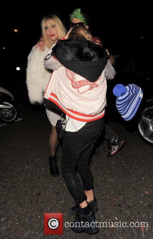 Kate Moss and Nick Grimshaw 3