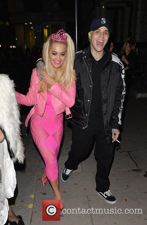 Rita Ora and Ricky Hill 3