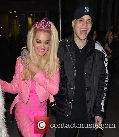 Rita Ora and Ricky Hill 4