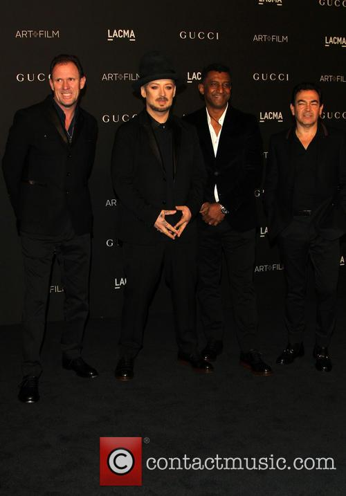 Boy George and Of Culture Club 8