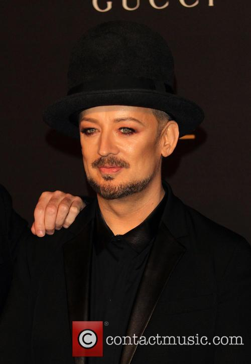 Boy George and Of Culture Club 9