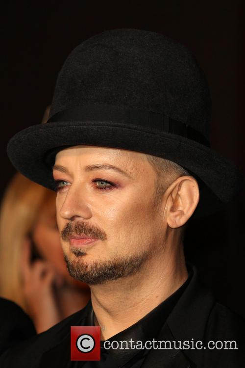 Boy George and Of Culture Club 10