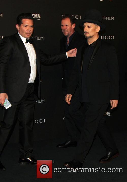 Boy George, Culture Club and Quentin Tarantino 2