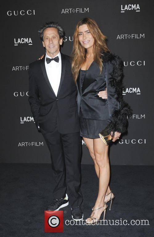 Brian Grazer and Veronica Smiley 2