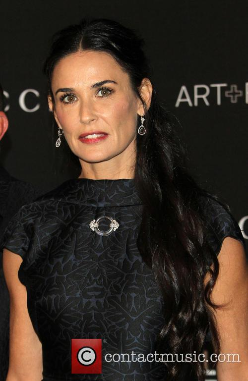 Demi Moore's Storage Unit Robbed Of Thousands Of Dollars' Worth In Designer Clothes