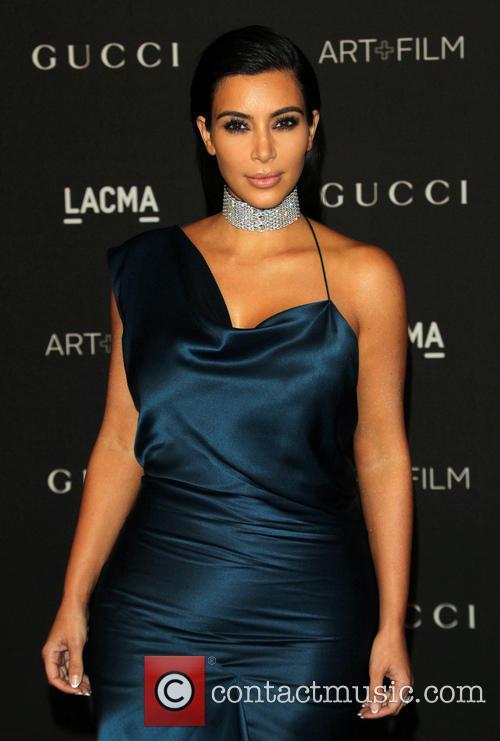 Kim Kardashian and Quentin Tarantino 6