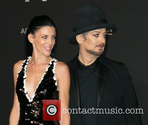 Liberty Ross and Boy George 9
