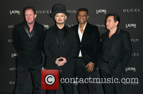 Roy Hay, Boy George, Mikey Craig and Jon Moss 6