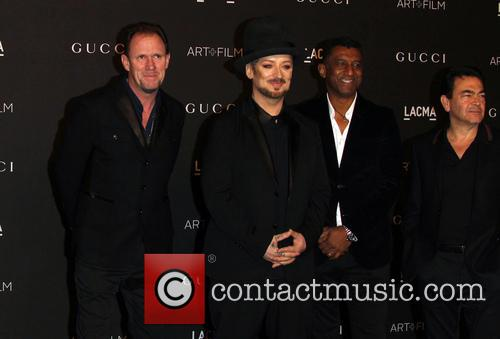 Roy Hay, Boy George, Mikey Craig, Jon Moss and Of Culture Club 2