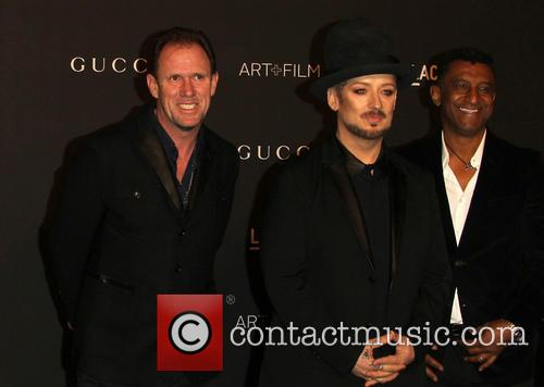 Roy Hay, Boy George, Mikey Craig, Jon Moss and Of Culture Club 1