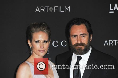 Quentin Tarantino, Stefanie Sherk and Damian Bichir 4