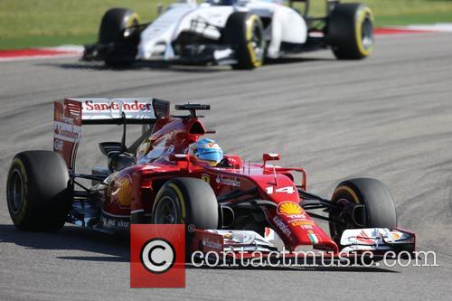 Fernando Alonso 8