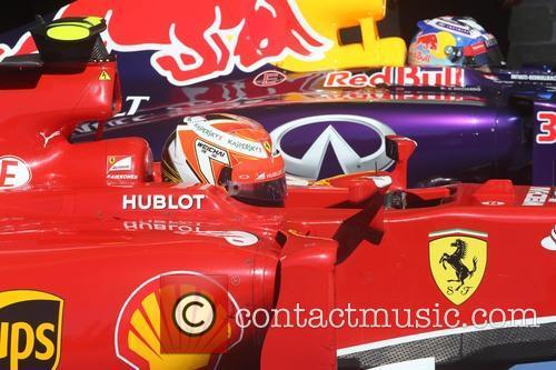 Kimi Räikkönen and (raikkonen) 6